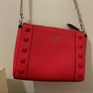 Guess Pink Crossbody
